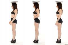 Leonie's posture collage 4