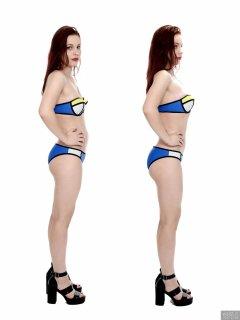 2017-11-05 Maddie Skye fitness collage