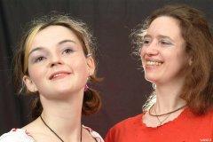 Annie and Chiara