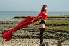Chiara at Tanners Lane Beach