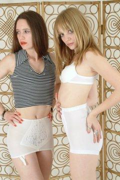 Carlie and Chiara