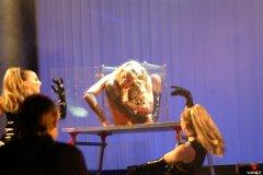 'Erotica' Show, London, 2003-11-14