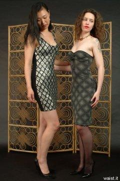 Moonlit Jane and Chiara