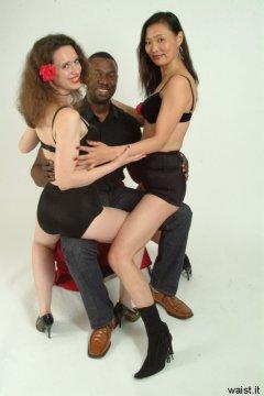 Chiara, Az and Moonlit Jane