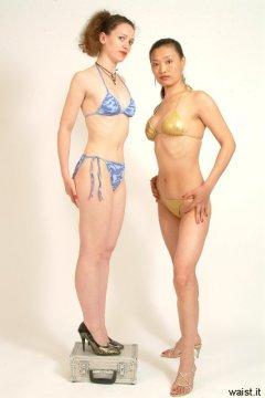 Chiara and Moonlit Jane