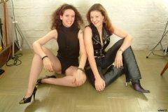 Chiara and Juleigh