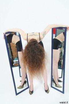 Chiara mirror shot