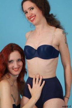 SyntheticCookie helps flatten Chiara's lower tummy
