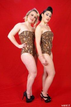 Fiona and Tanya