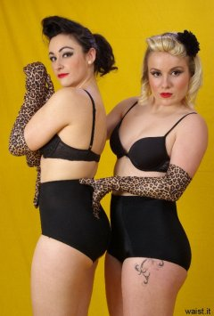 imgp3Tanya and Fiona in retro-style black bras and pantie girdles397