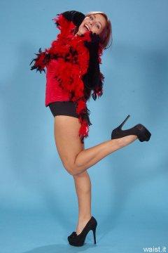 Sarah, The Dance Artist