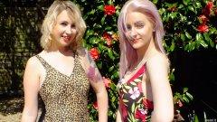 Sammy-Clare and DollyBird outtake