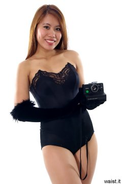 DMarie9 Retro fitness and pinup corsetry