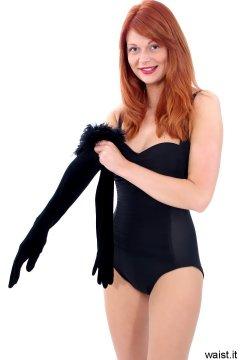 Charlotte - black Carol Wior swimsuit