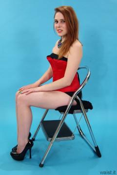 Lora Vollers corset