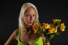 Katy - first retro fitness shoot 2014-08-24