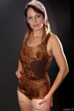Heidi 2014-09-07 r Half Moon retro one-piece swimsuit from Bella Swimwear USA