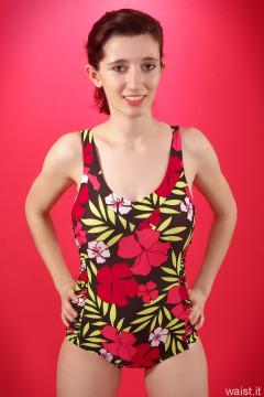 Dawsie floral one piece swimsuit