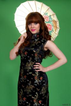 Kirsten-Ria cheongsam