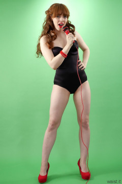 Kirsten-Ria black Miraclesuit