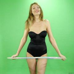 Alicia Legs  Black Miraclesuit bodyshaper