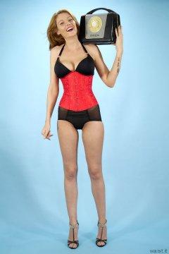 Alicia Legs corset and girdle