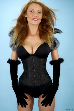 Alicia Legs corset and girdle