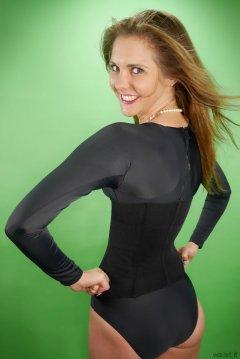 2015-05-04 JaySeaW corset and leotard