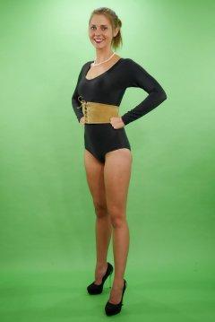 2015-05-04 JaySeaW black leotard suede-corset-belt