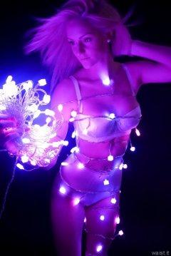 2015-06-03 DollyBird bicolour fairylights