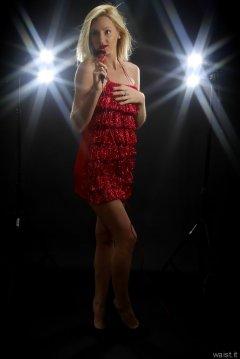 2015-06-03 DollyBird red dress