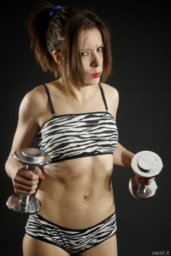 2015-06-06 LTidy sports bra and matching pants