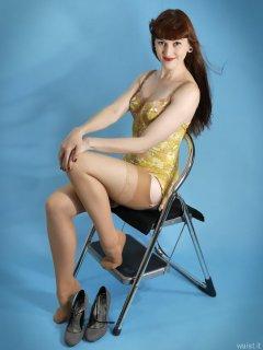 2015-06-21 Esme Chard - Berlei Corselette