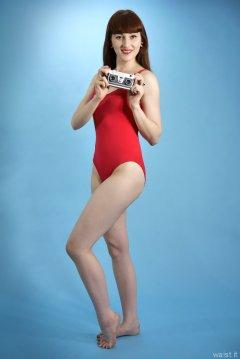 2015-06-21 Esme Shard Baywatch swimsuit