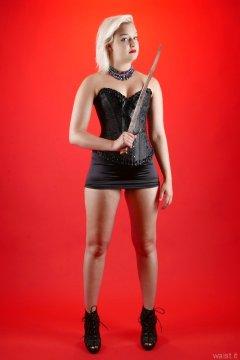 2015-07-26 ZoeCharlotte corset