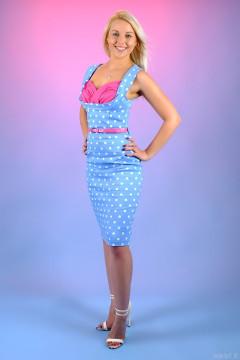 2015-08-22 Princess K pinup shoot