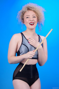 2015-09-13 Jazz in sports top and very effective Chinese waist-trainer girdle