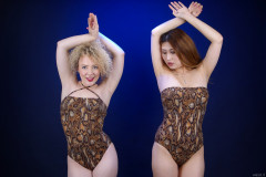 2015-09-13 Jazz and Laura - dancing for fun
