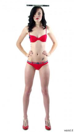 2015-10-24 Jodi Beth red belted bikini