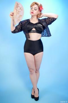 2016-04-08 Miss Mercury pinup shoot