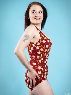 2016-05-07 Emski vintage tummy control swimsuit