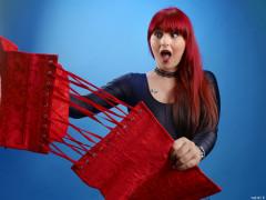 2016-09-03 Miss Danni Lou shocking corset