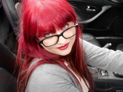 2016-09-03 Miss Danni Lou driving MX5