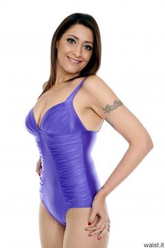 2016-11-26 Zoe34 vintage style tummy-control swimsuit