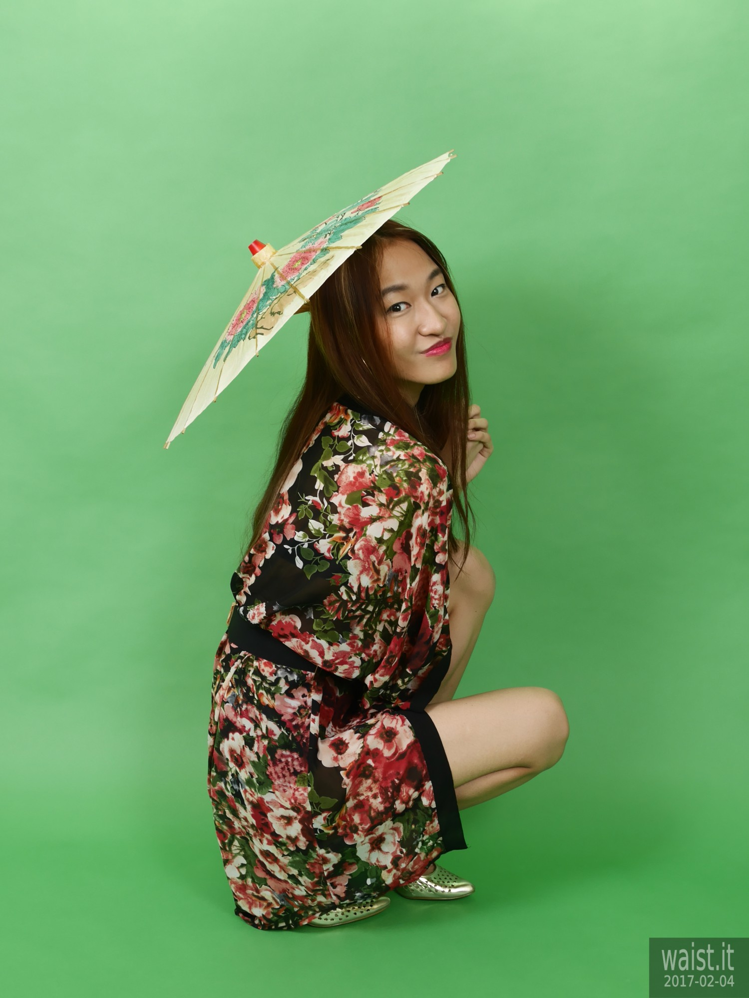 2017-02-04 Salina Pun kimono - chosen by model