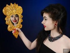 2017-02-18 Alexa Rose mirror shot