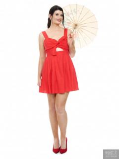 2017-04-09 Imogen red dress