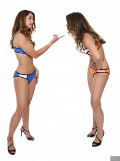 2017-09-03 Paula Soares bikini collage