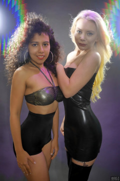2017-09-30 Stephy and Jade