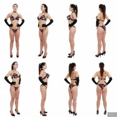 2018-06-15 Tatjana Bastet rotation collage